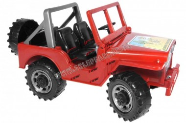 ZABAWKA 1:16 JEEP CROSS COUNTRY 02540 BRUDER