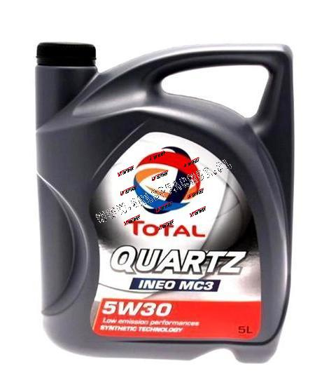 TOTAL 5W/30 5L. QUARTZ INEO ECS