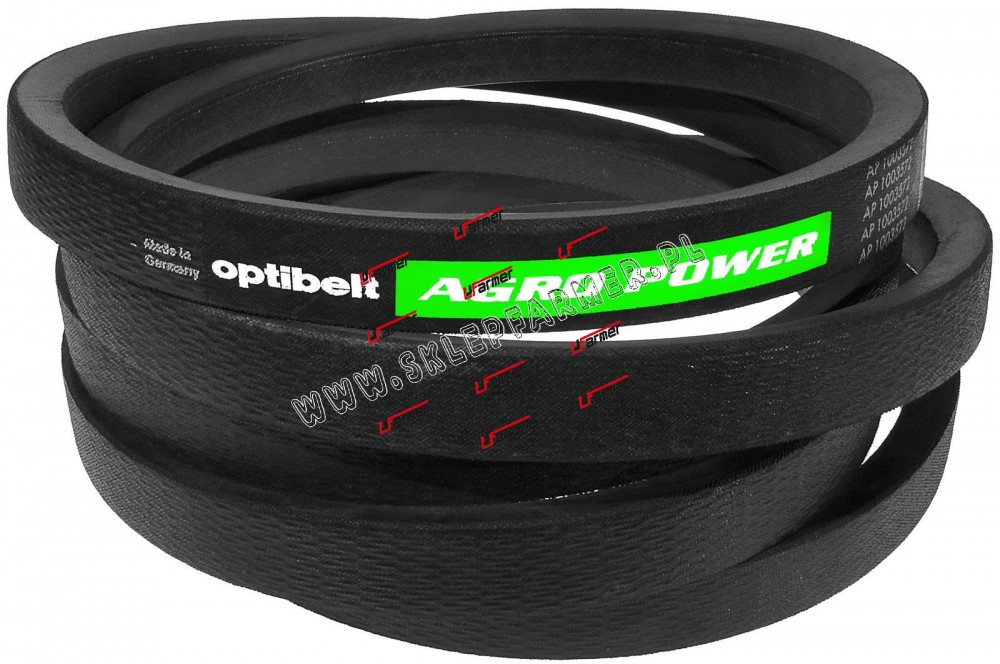 PAS KLIN. 653063 /OPTIBELT/ AGRO POWER